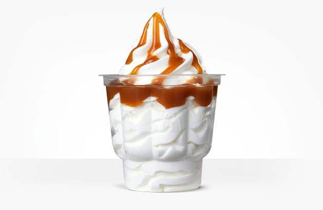Rum-Caramel Tropical Sundaes Recipes — Dishmaps