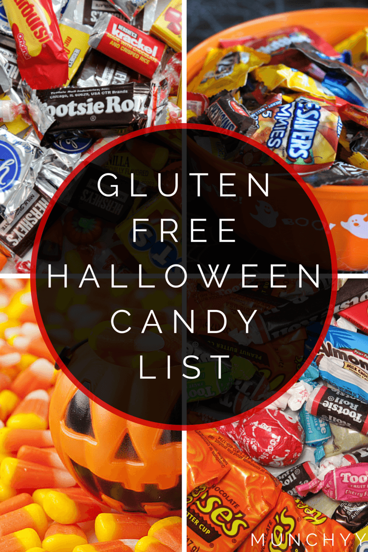 gluten free halloween candy list - What Halloween Candy Is Gluten Free