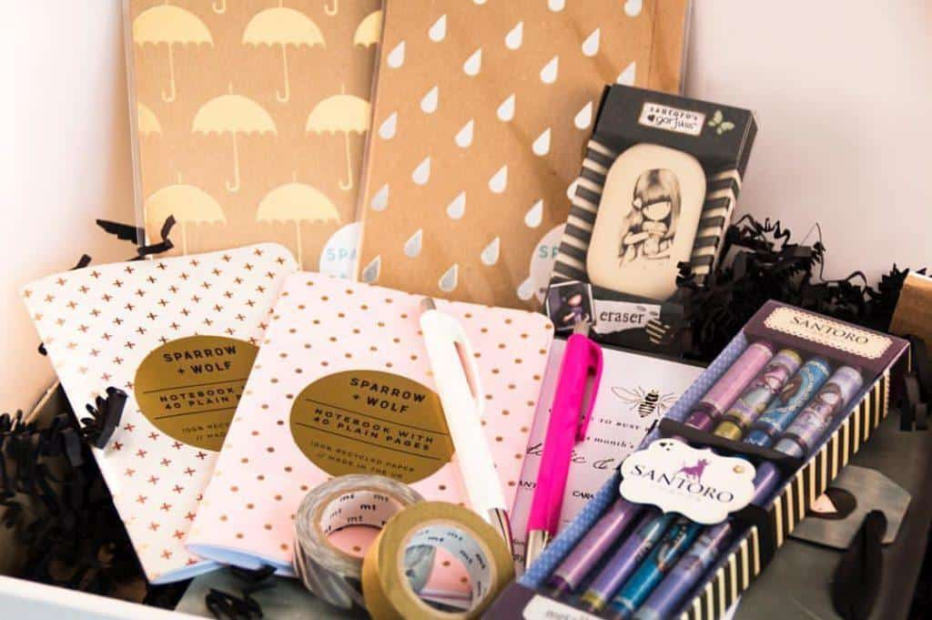 Busy Bee Stationary
