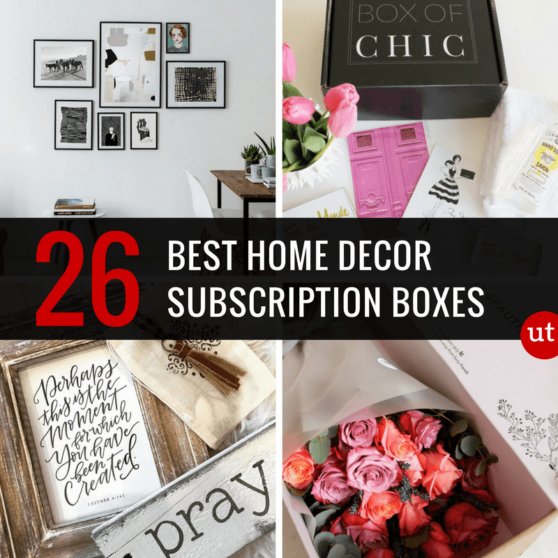 26 Best Home Decor Subscription Boxes
