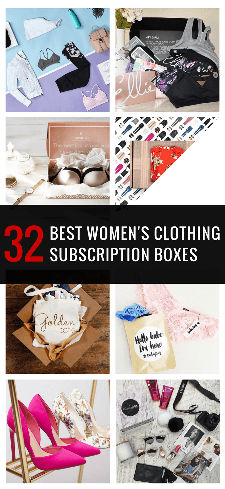 Best Women's Clothes Subscription Boxes